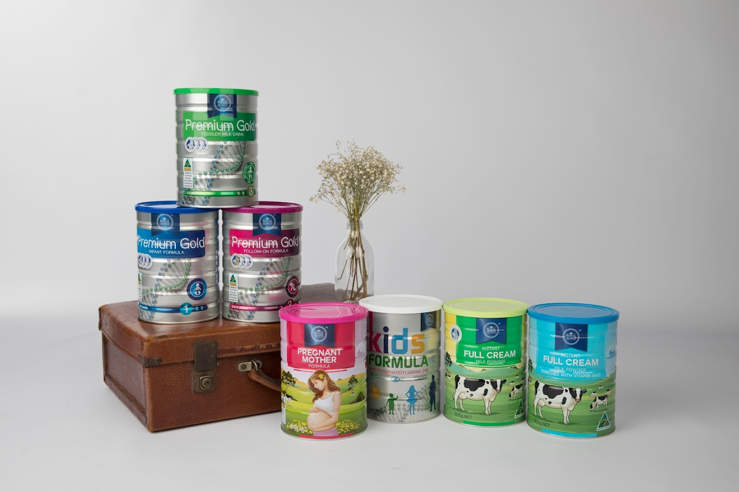 GOTOP HEALTHCARE PTY LTD - Dairy Products Supplier in Sydney