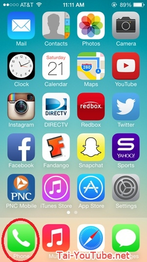 Hình 2 - Hướng dẫn cách chặn cuộc gọi, tin nhắn trên iPhone