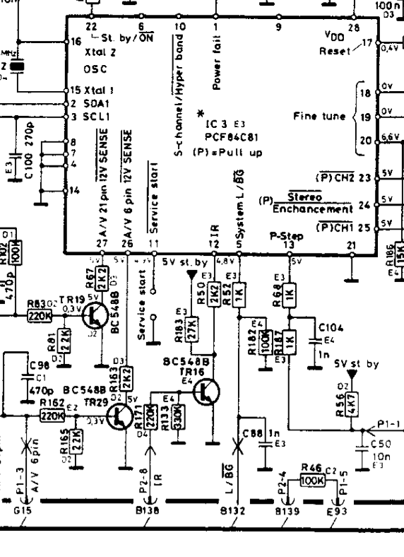 Programing IR receiver and PCB details.