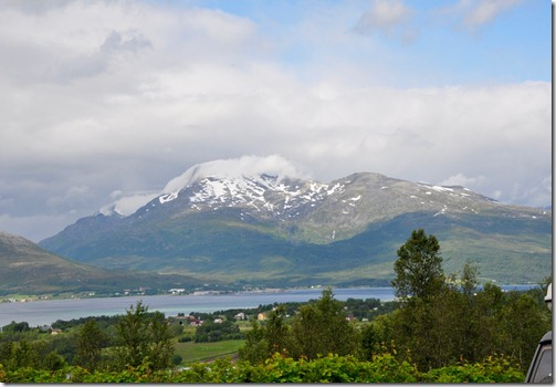 1 au nord de Narvik