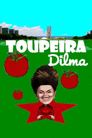 TOUPEIRA DILMA