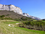Vercors Sud - Pas de l'ALLIER - avril 2015 - MF.M