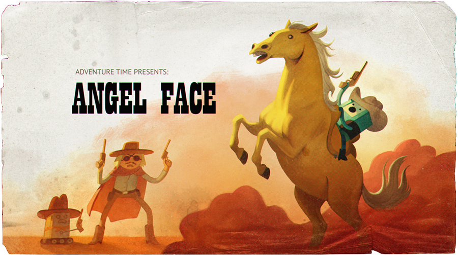 Hora de Aventura: Angel Face