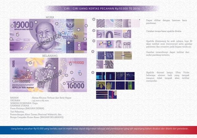 uang NKRI baru Rp10000