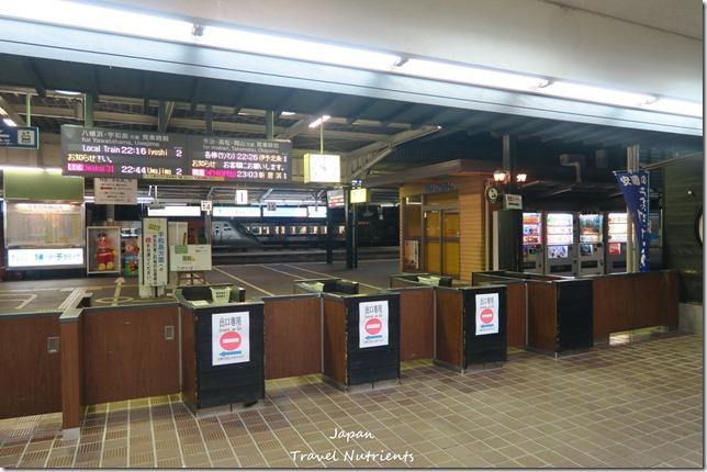 松山車站與Terminal Hotel (36)