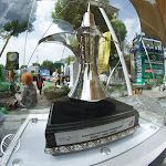 Dubai Duty Free Tennis Championships Trophy