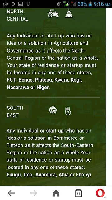 Have You Applied for #StartupNigeria: See How To Apply Deadline 5 May 2018