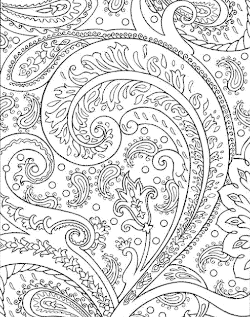 Fabulous Free Color Pages For Adults About