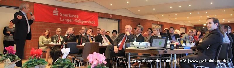 Neujahrsempfang des Gewerbeverein Hainburg e.V. | Foto: Dr. Marina Kemmerer
