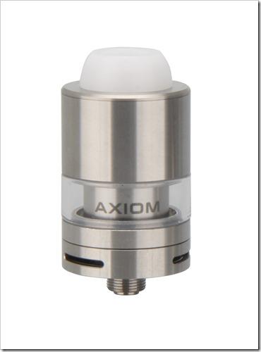 Innokin Axiom Sub-Ohm RTA - Silver - Imgur