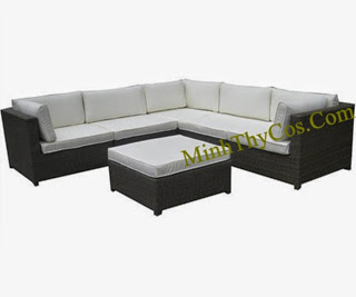 Rattan Sofa Set-MT101