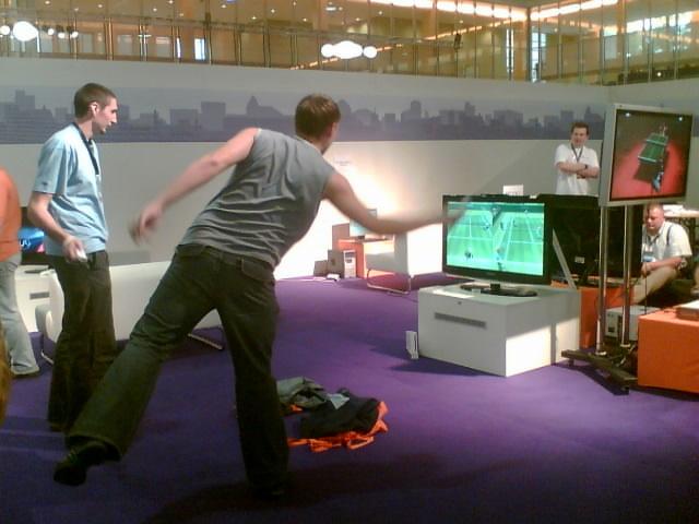 Gracze w Wii