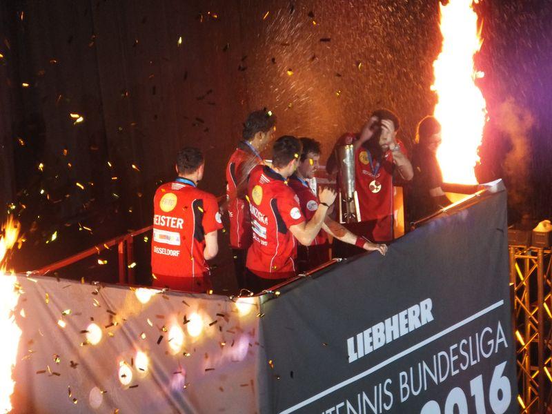 TTBL-Finale Düsseldorf vs Saarbrücken