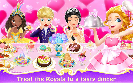 Princess Libby Restaurant Dash 1.0 screenshots 14