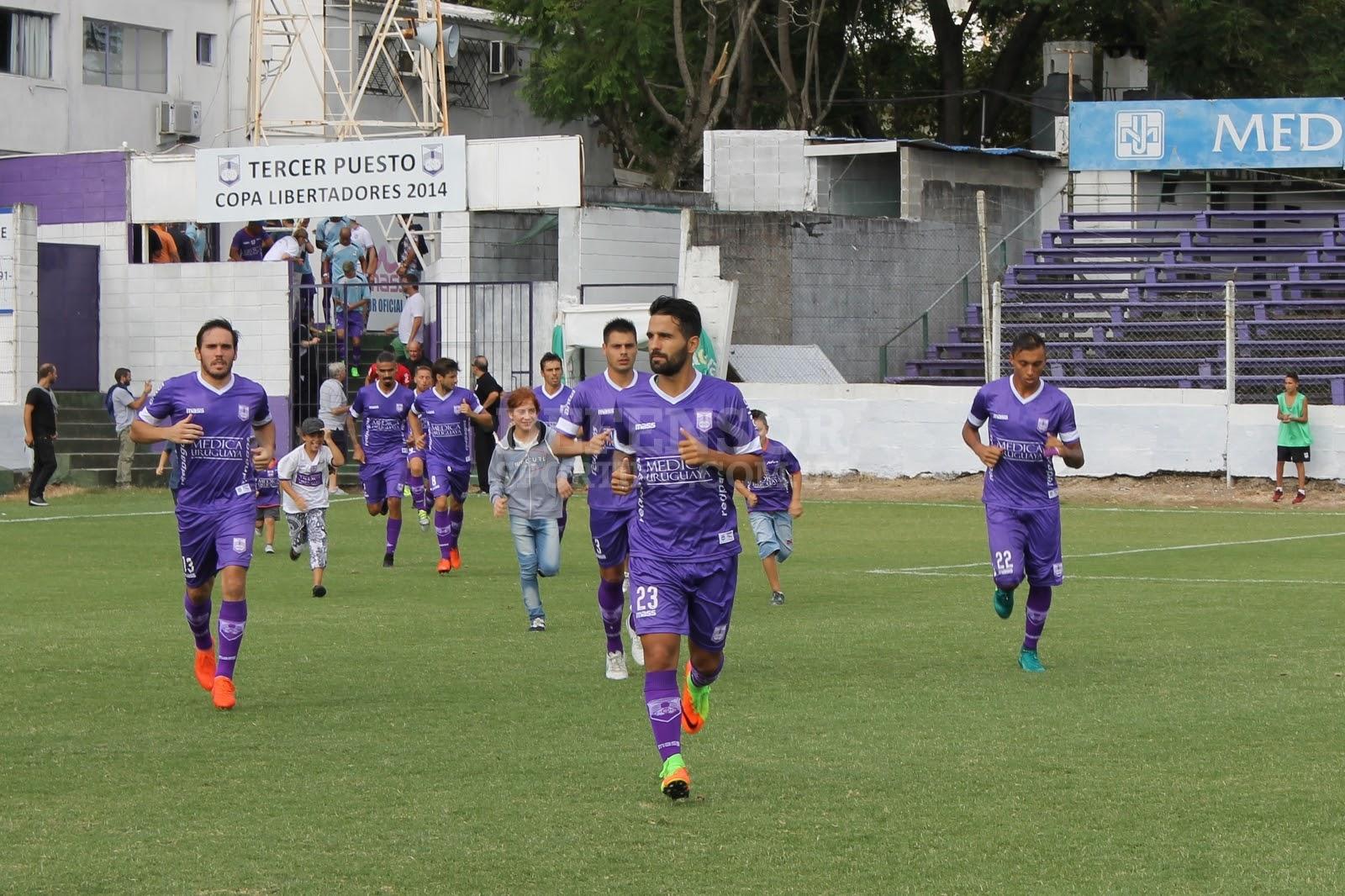 Defensor Sporting 1 – Cerro 1