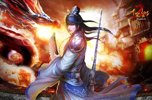 Thiên Long Bát Bộ khởi động giải đấu Thiên Hạ Đệ Nhất 1