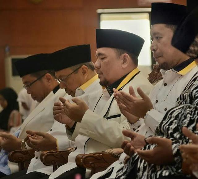 Rangkaian RESES mahfudz hadiri konsolidasi pemenangan walikota Bekasi