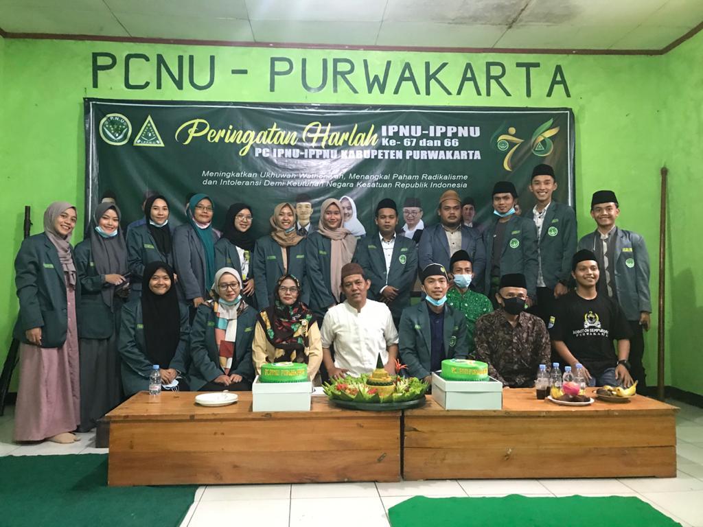 PC IPNU IPPNU Purwakarta Gelar Webinar Kebangsaan : Menangkal Paham Radikalisme dan Intoleransi