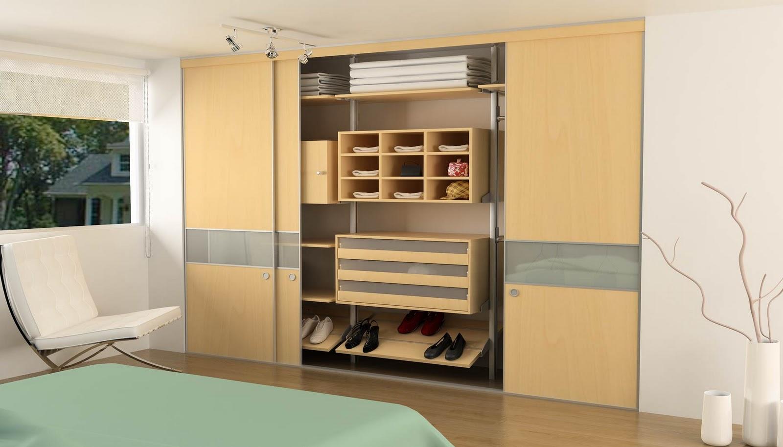 Orbis home closets modulares closets linea status for Closet de madera modernos pequenos