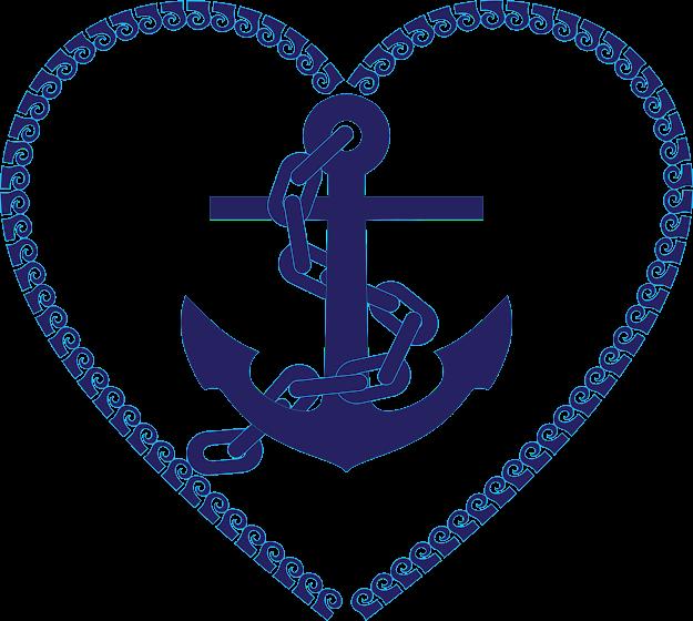 Anchor Heart Big Image