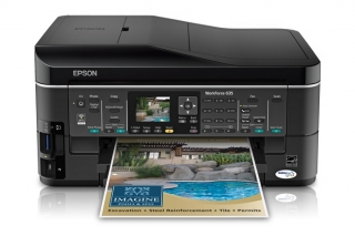 Drivers & Downloads Epson WorkForce 635 printer for Windows
