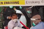 10 Tokoh di Enrekang Divaksinasi Perdana, Wabup Asman Ajak Masyarakat Tak Kendor 3M