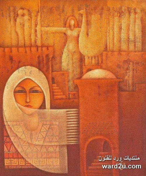 الفنان الفلسطينى كامل المغنى Kamel Al moghni