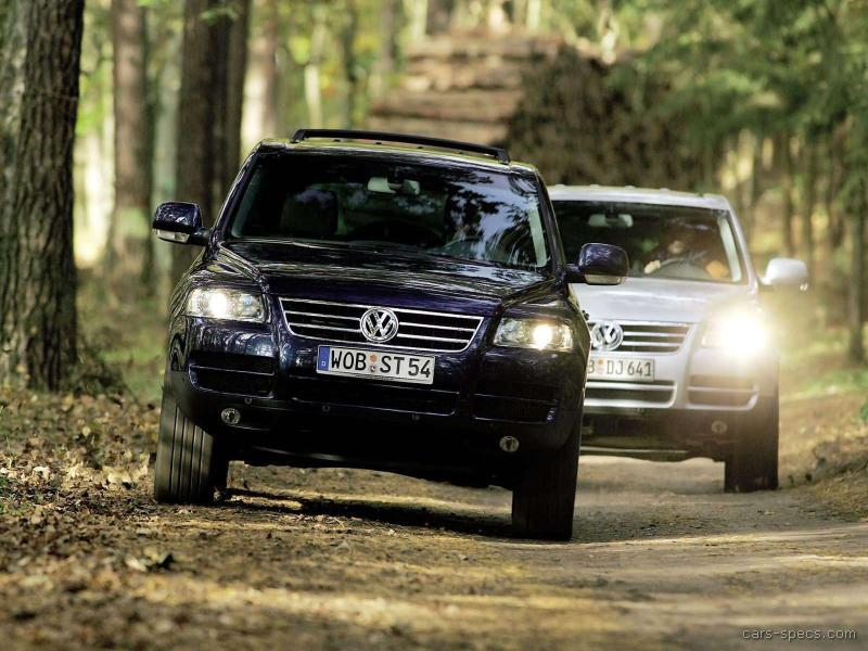 2004 volkswagen touareg diesel specifications pictures. Black Bedroom Furniture Sets. Home Design Ideas