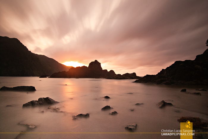 Lakay Lakay Lagoon Sunset