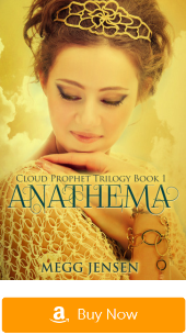 Dystopian novels:Cloud Prophet trilogy:Anathema