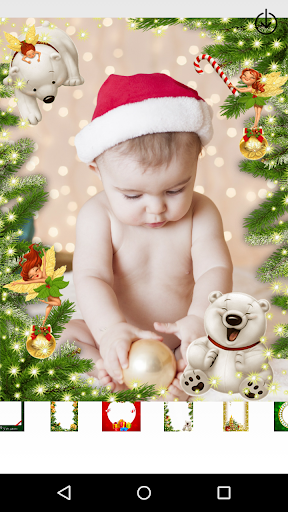Christmas Photo Frames 2015