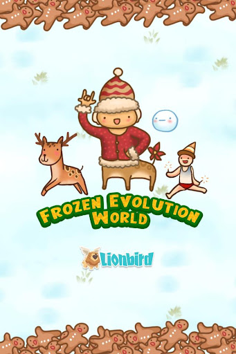 雪の進化世界 Frozen Evolution World