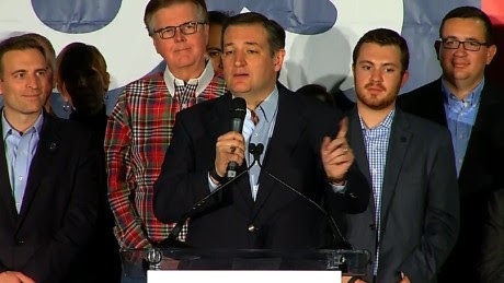 Ted Cruz suggests Texas will be his last stand