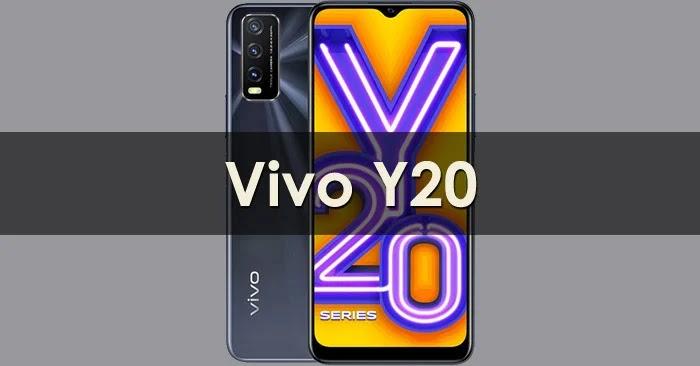 Spesifikasi dan Harga Vivo Y20