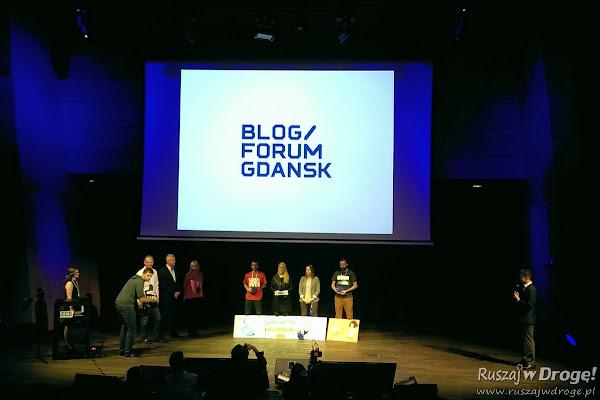 Nagrodzeni w Blog Forum Gdańsk 2015