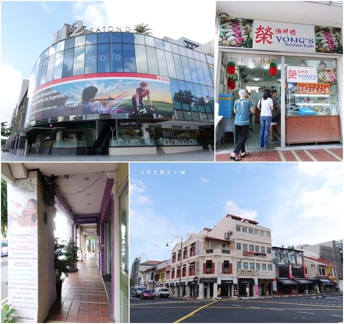 57 新加坡四天三夜自由行 美食美景購物