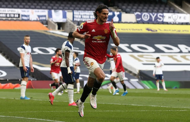 Manchester United Come Back From Behind To Seal A 3-1 Victory Over Spurs