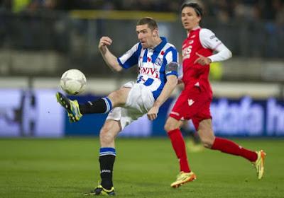 Ex-speler Anderlecht trekt naar Vitesse
