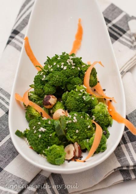 Salata cu broccoli