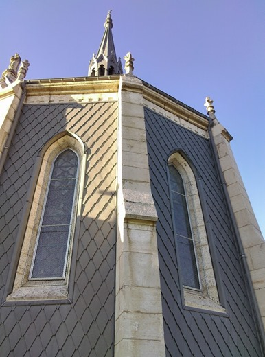chapelle des anges doubs