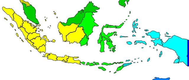 Zona Waktu Indonesia: Pembagian yang Berlaku Sekarang