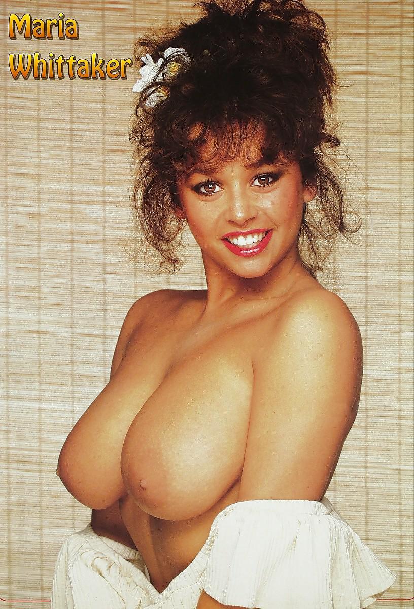 Maria whittaker nude