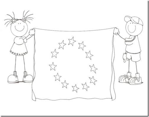 comunidad europea colorear (4)