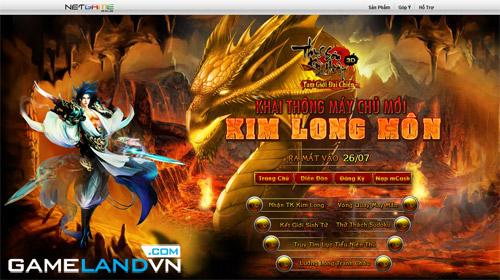 Hai ngày nữa Thục Sơn Kỳ Hiệp ra mắt Kim Long Môn 2