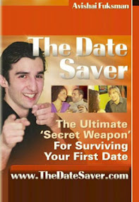Cover of Avishai Fuksman's Book The Date Saver