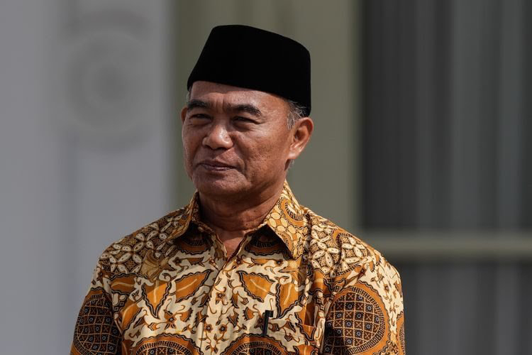 Presiden Jokowi Tunjuk Muhadjir Effendy Jadi Mensos