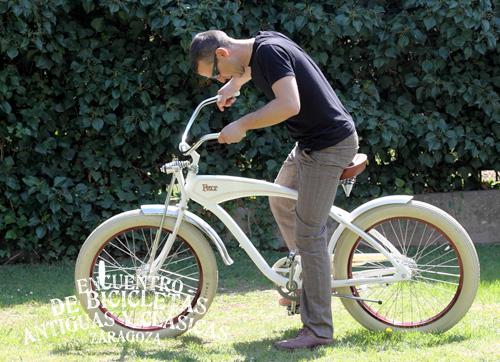 Encuentro de zaragoza de bicicletas bicicletas for Bicicletas antiguas nuevas
