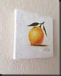 Lemon Stretched Canvas 2