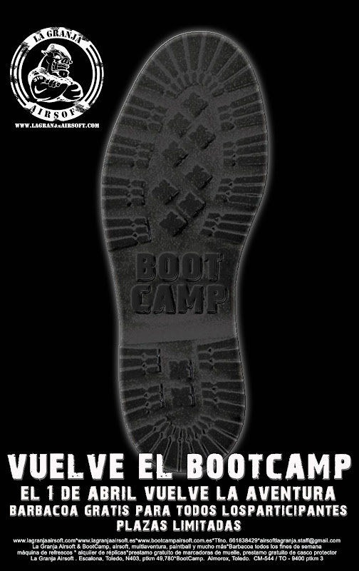 01/04/12 BootCamp - Partida abierta BootCamp
