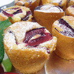 Black Dorris and Almond Cakes 2.jpg